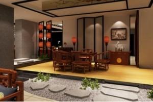 中国红木馆与商户携手直播探索传统商超新营销