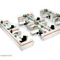 山西帝得森办公家具|屏风办公桌|屏风办公家具|山西办公家具