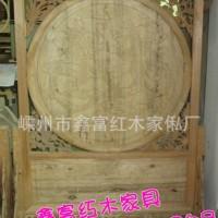 厂家生产提供加工定制古典屏风实木