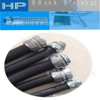 【恵鹏管业】LV-5Z-15#阻燃普利卡金属软管 可挠金属管