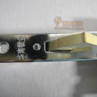 华南锁业大队长牌5586型铁闸门锁移门钩锁塑钢门钩锁移门锁推拉门