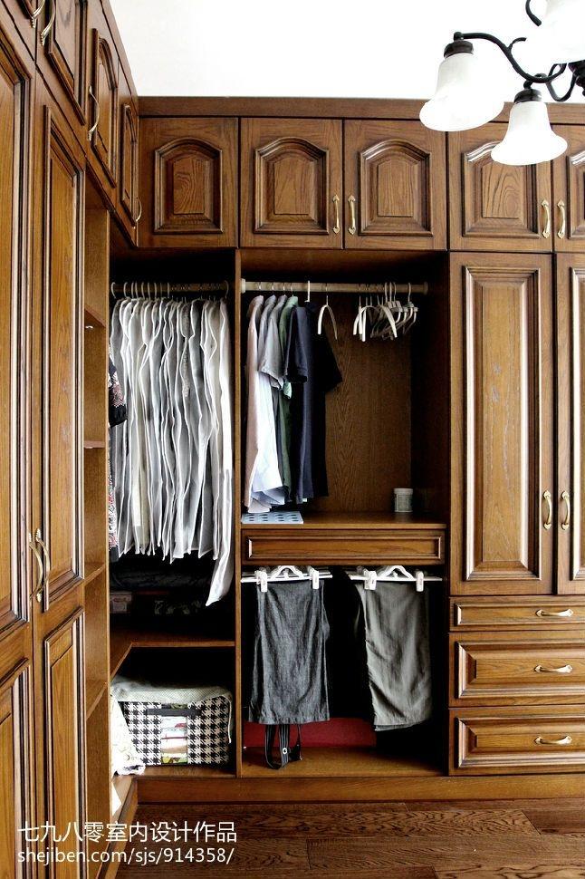 美式订制衣柜特点是什么如何挑选美式订制衣柜
