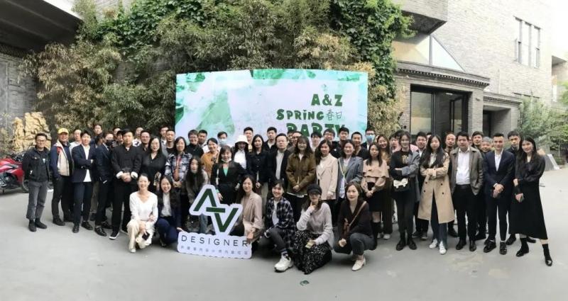 AZ活动丨风传花信奔赴一场春日潮玩party