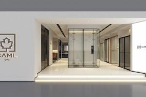 加枫打造极简GX系列,国际卫浴展迎来淋浴房新风潮