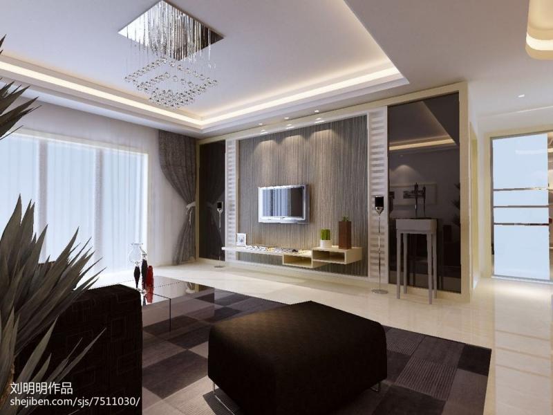 电视墙灯布置方案介绍电视墙灯如何选购