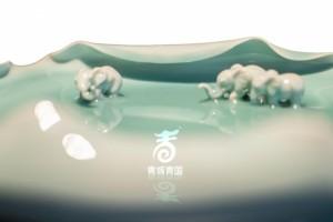 2021生活美学·遇见青瓷当代龙泉青瓷名家精品展在京举行